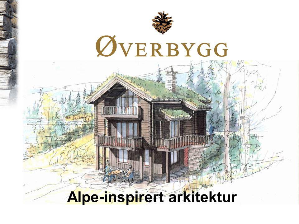 Alpe-inspirert arkitektur