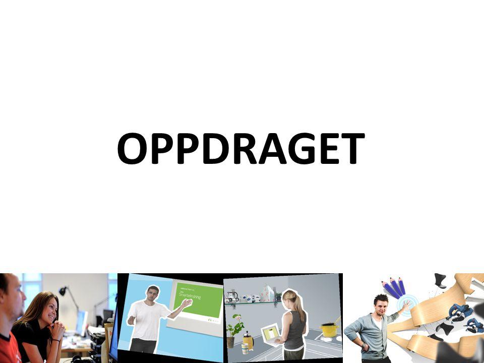 OPPDRAGET