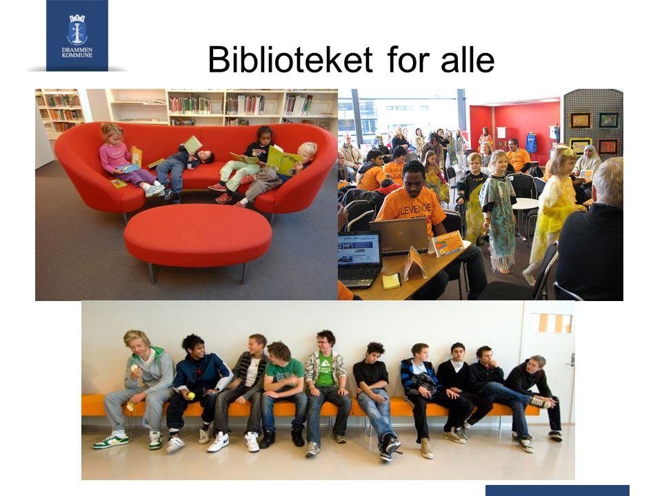 Biblioteket for alle