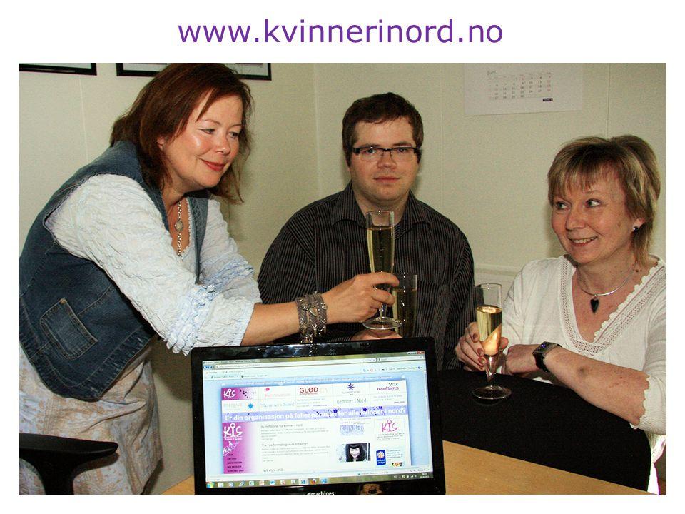 www.kvinnerinord.no