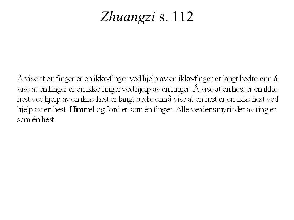Zhuangzi s. 112