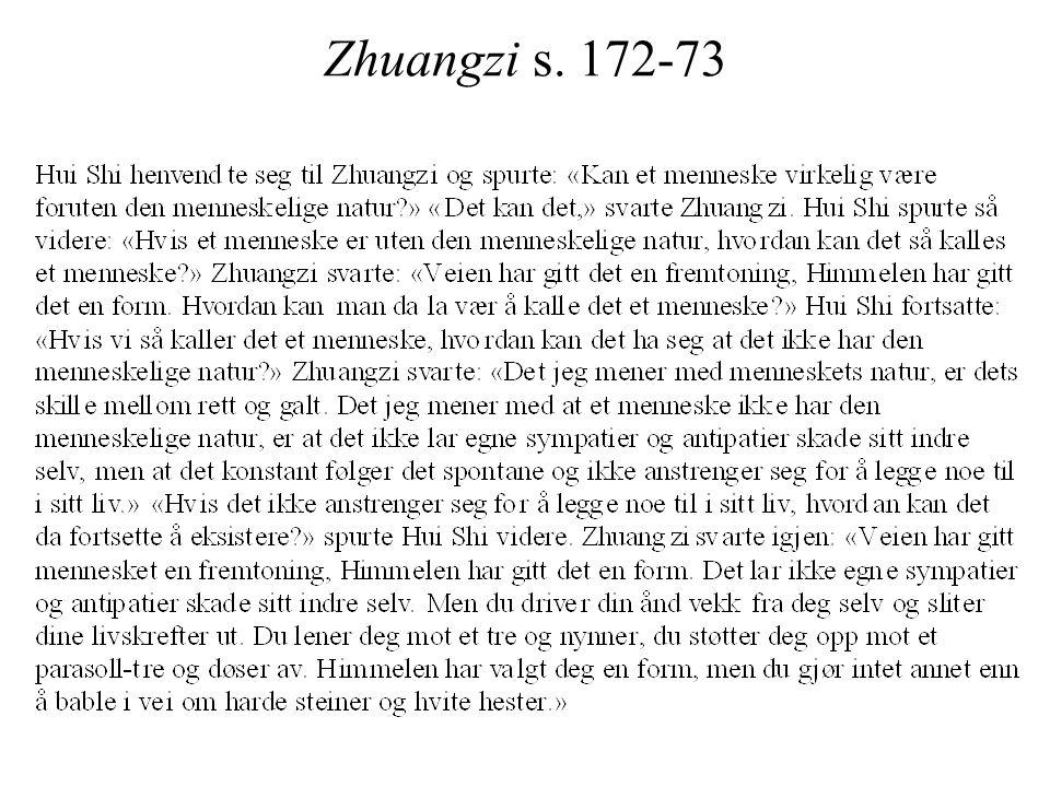 Zhuangzi s. 172-73