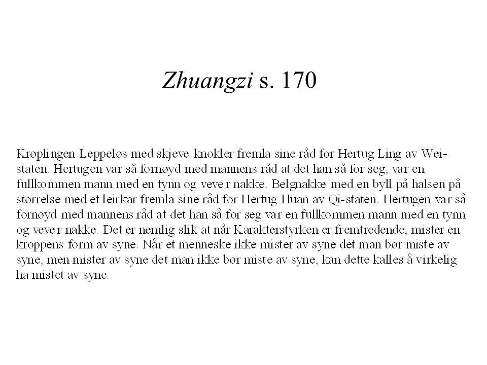 Zhuangzi s. 170