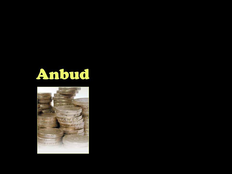 Anbud
