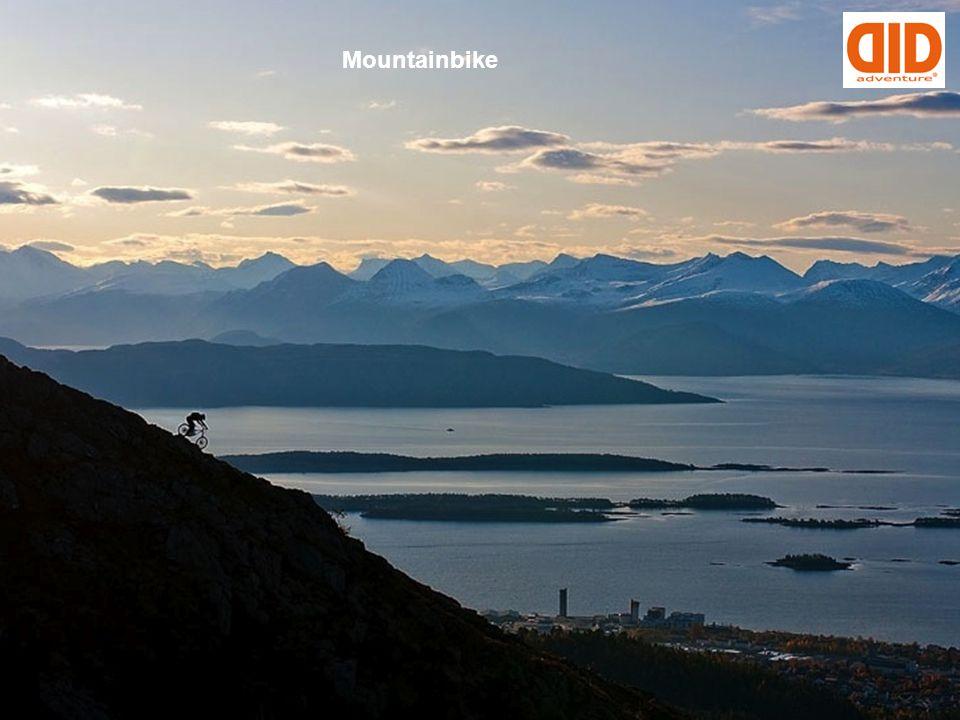 Mountainbike Trollstigen