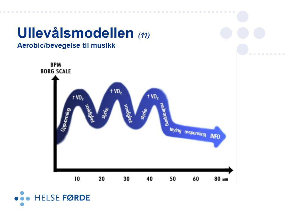 Ullevålsmodellen (11) Aerobic/bevegelse til musikk