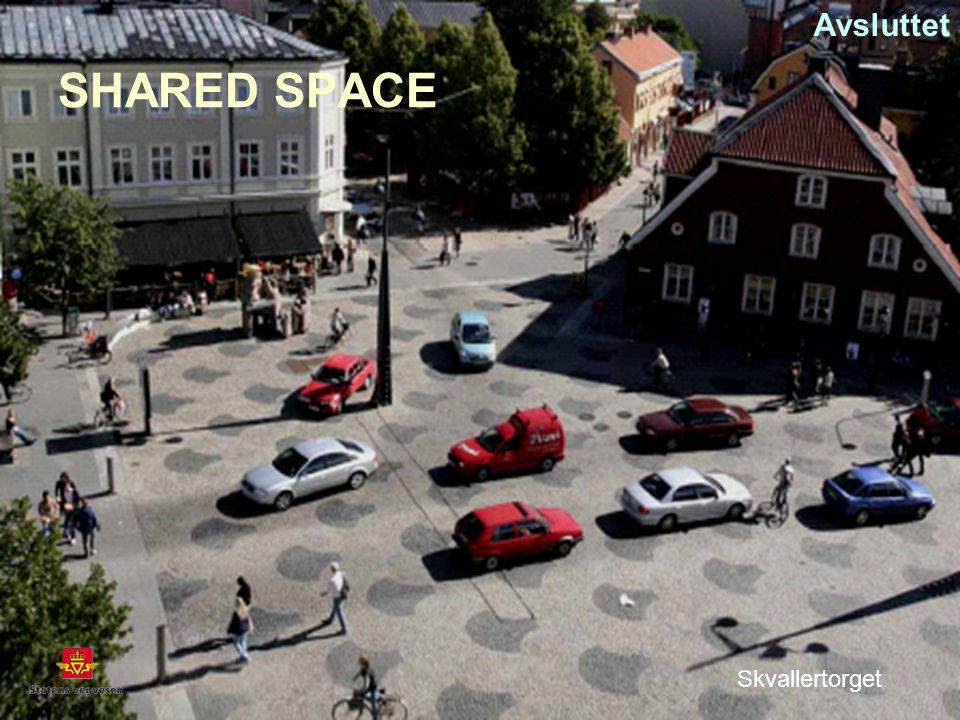 SHARED SPACE Skvallertorget Avsluttet