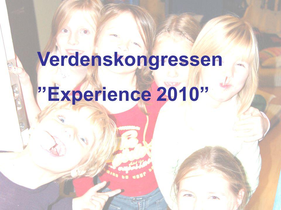Verdenskongressen Experience 2010