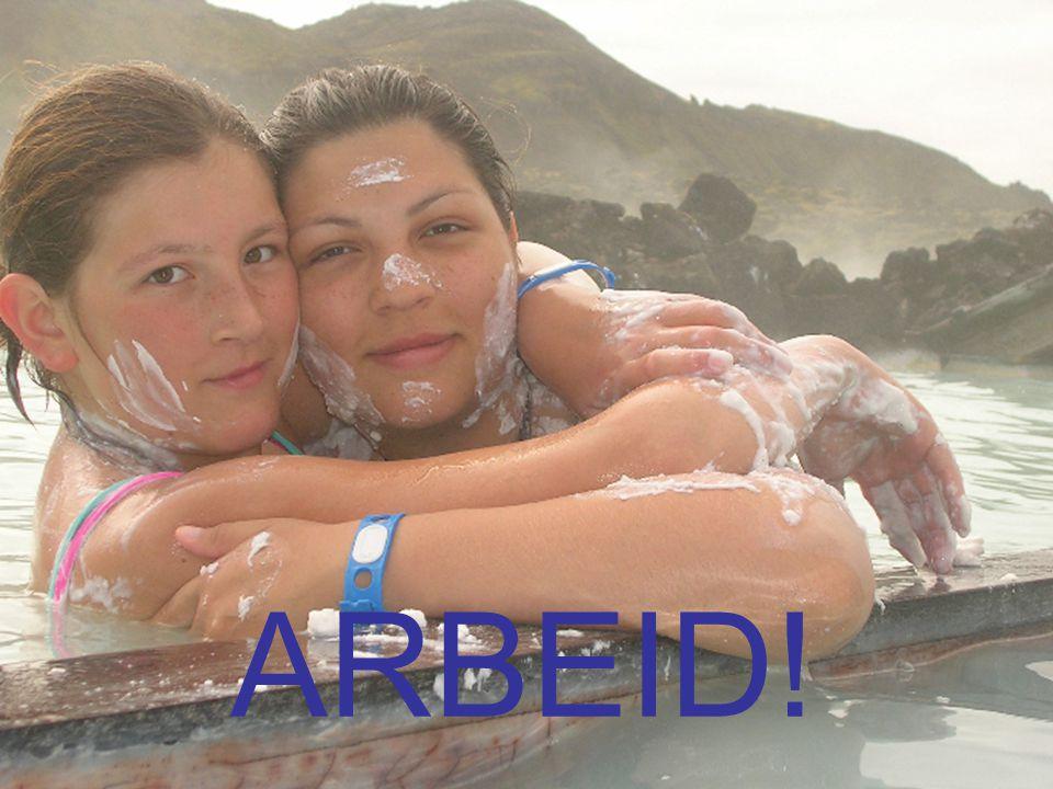 ARBEID!
