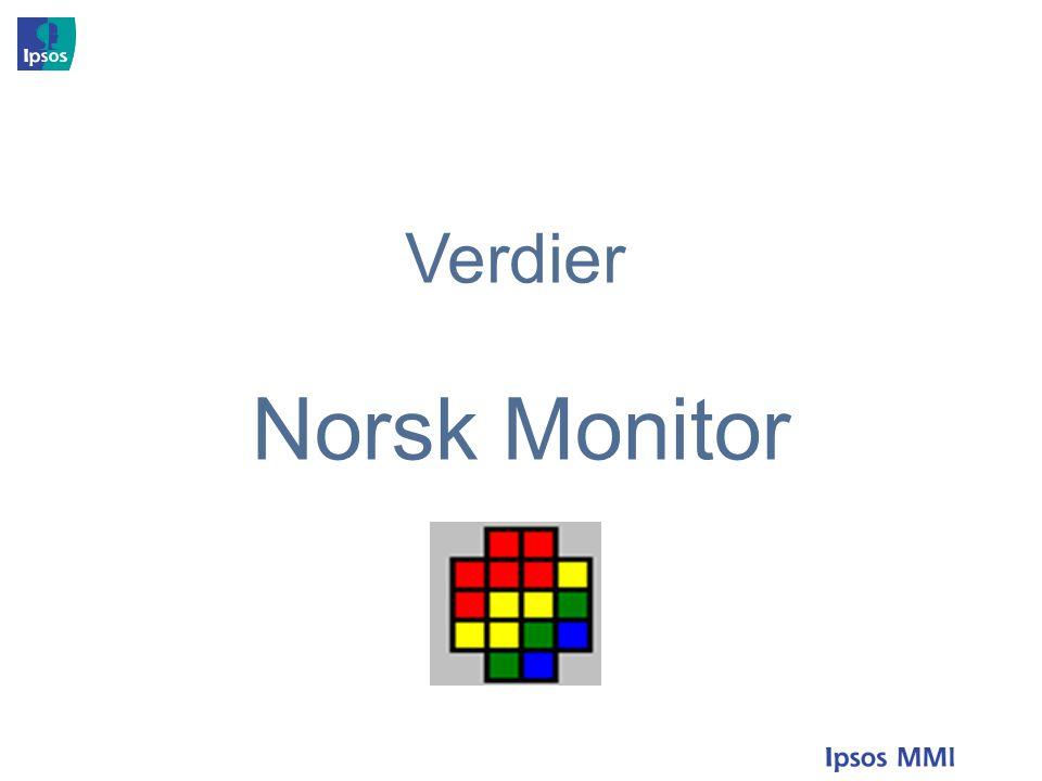 Verdier Norsk Monitor