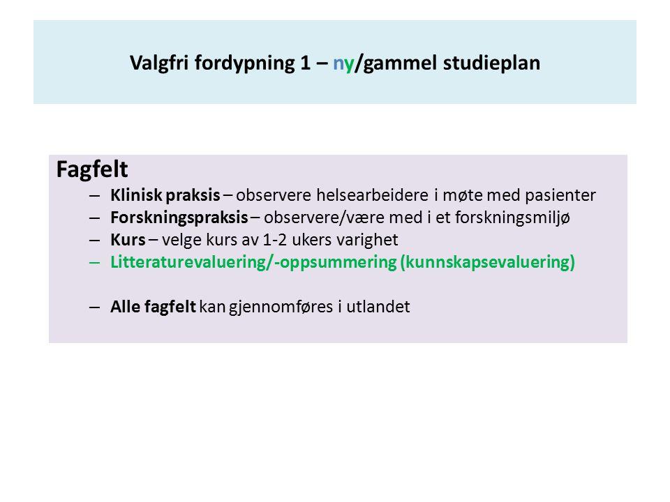 Gjennomføring: deltakelse i forskning Innhente pasientdata og legge det i database Begynne skriving av abstraktet til forskningsartikkel