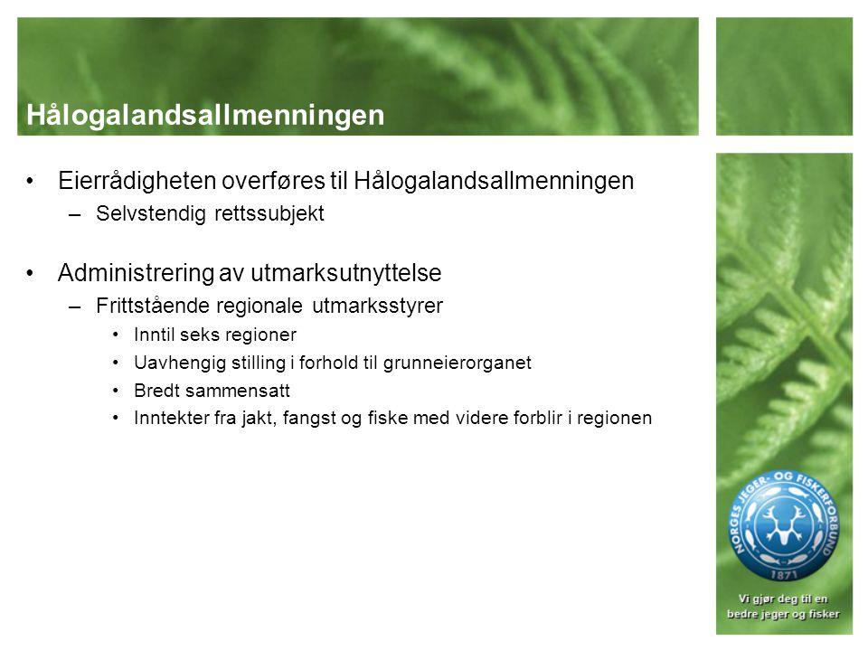 Oppsummering – SRU II-innstillingen Mer lokal forvaltning med samisk deltakelse Søkt å finne rimelig balanse mellom ulike hensyn SRU II – første innspill i en kommende diskusjon Statskogs framtid vil i stor grad avhenge av utfallet av valg av framtidig forvaltningsmodell for Nordland og Troms