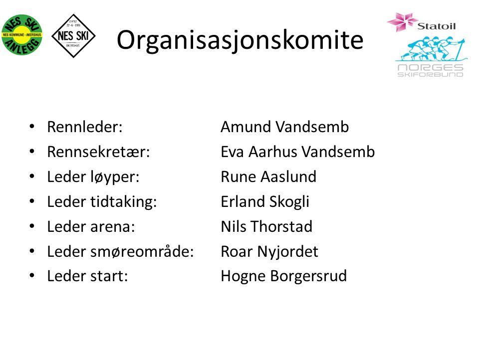 Jury TD:Steinar B.Pettersen Ass. TD:Cato-Andre Granseth Ass.