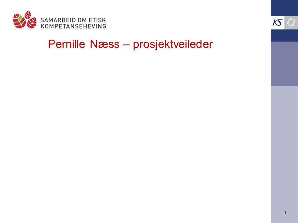 9 Pernille Næss – prosjektveileder