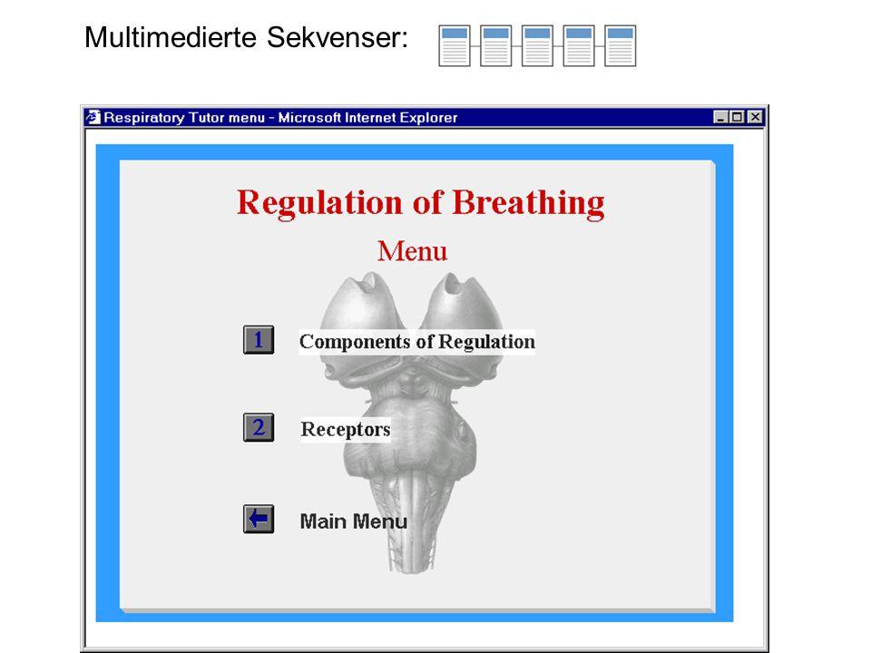 Multimedierte Sekvenser: