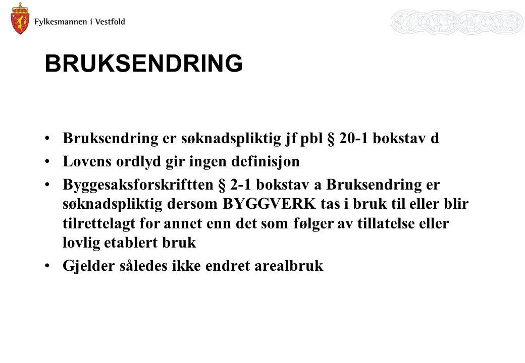 Dispensasjonsvedtak etter plan og bygningsloven 2.1 Plan- og bygningsloven kap.
