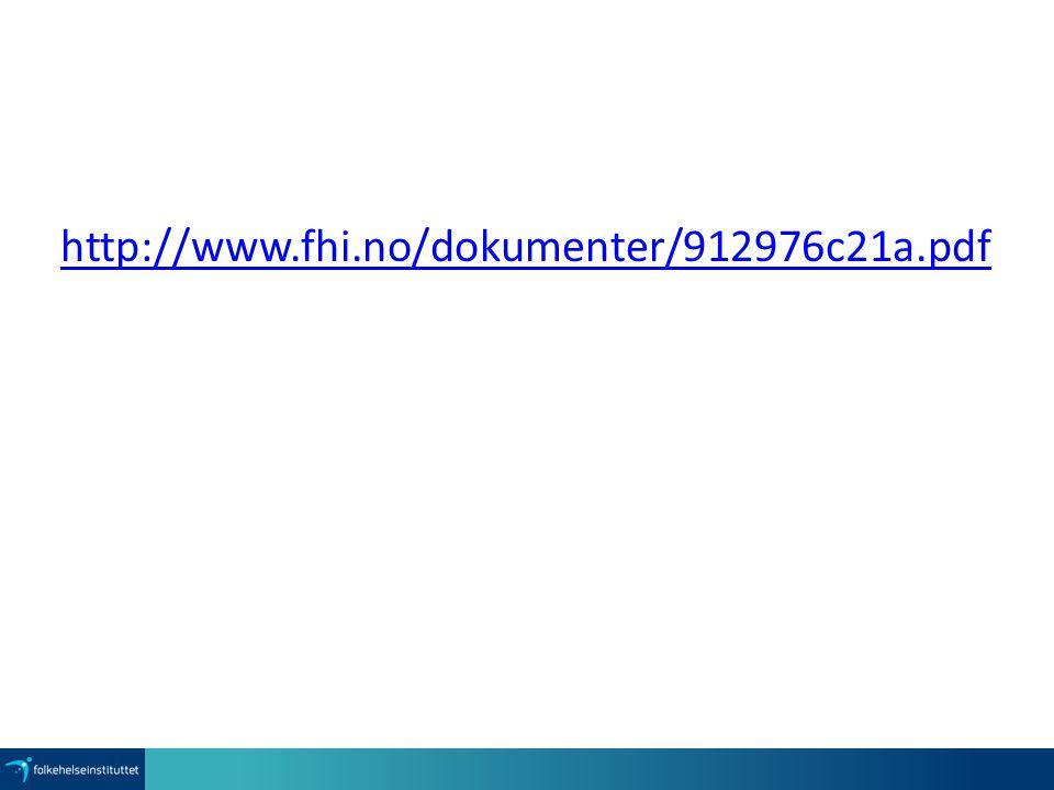 http://www.fhi.no/dokumenter/912976c21a.pdf