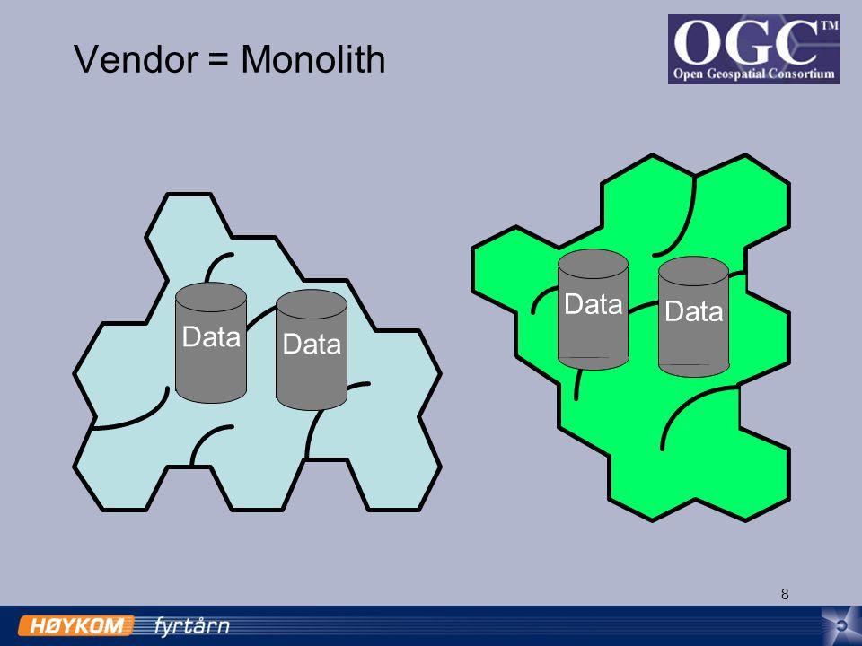 8 Vendor = Monolith Data