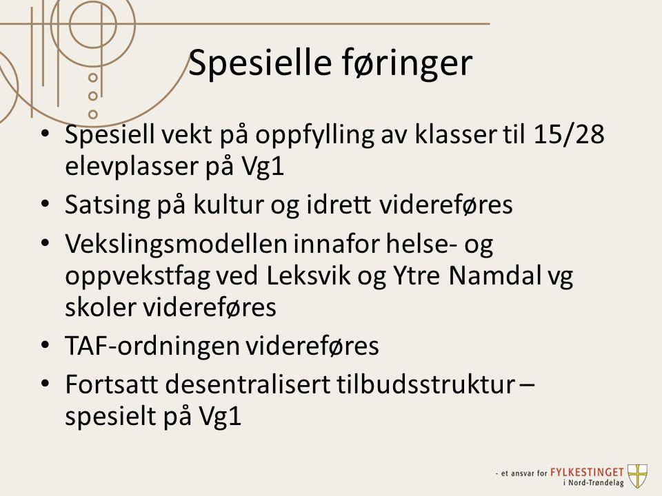 Vg3 påbygg til generell studiekompetanse Kapasitet på Vg3 tas noe ned Søkere med fagbrev har rett til Vg3 påbygg – Tidligere en rett Nord-Trøndelag har gitt – Nå en nasjonal rett