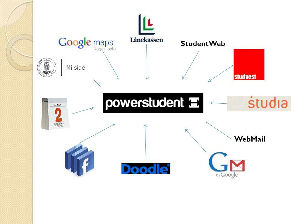 StudentWeb WebMail