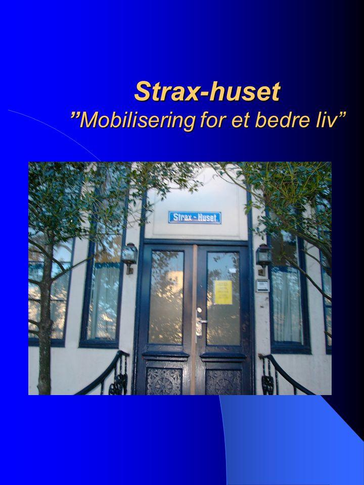Strax-huset Mobilisering for et bedre liv