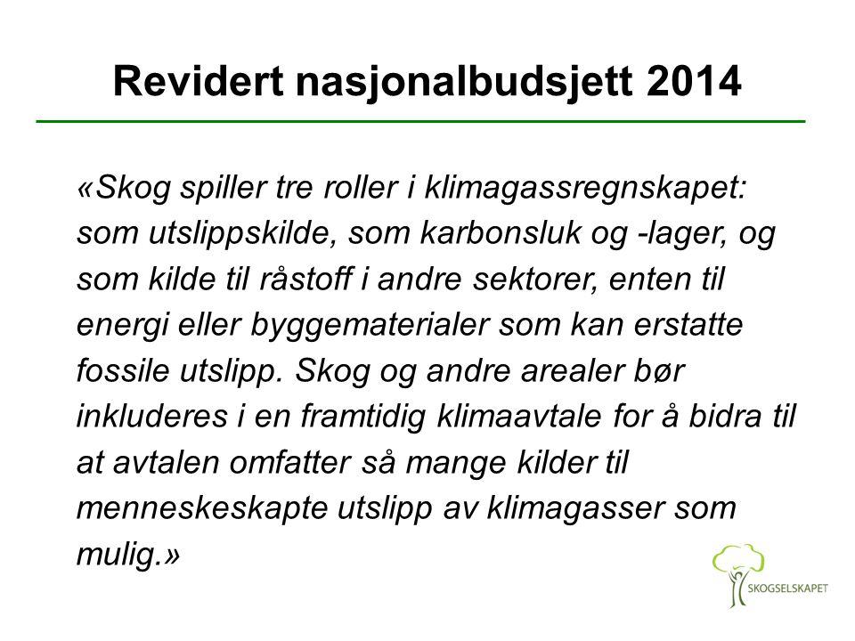 Status for norsk planteproduksjon Det samlede jordbruksarealet er svakt fallende.