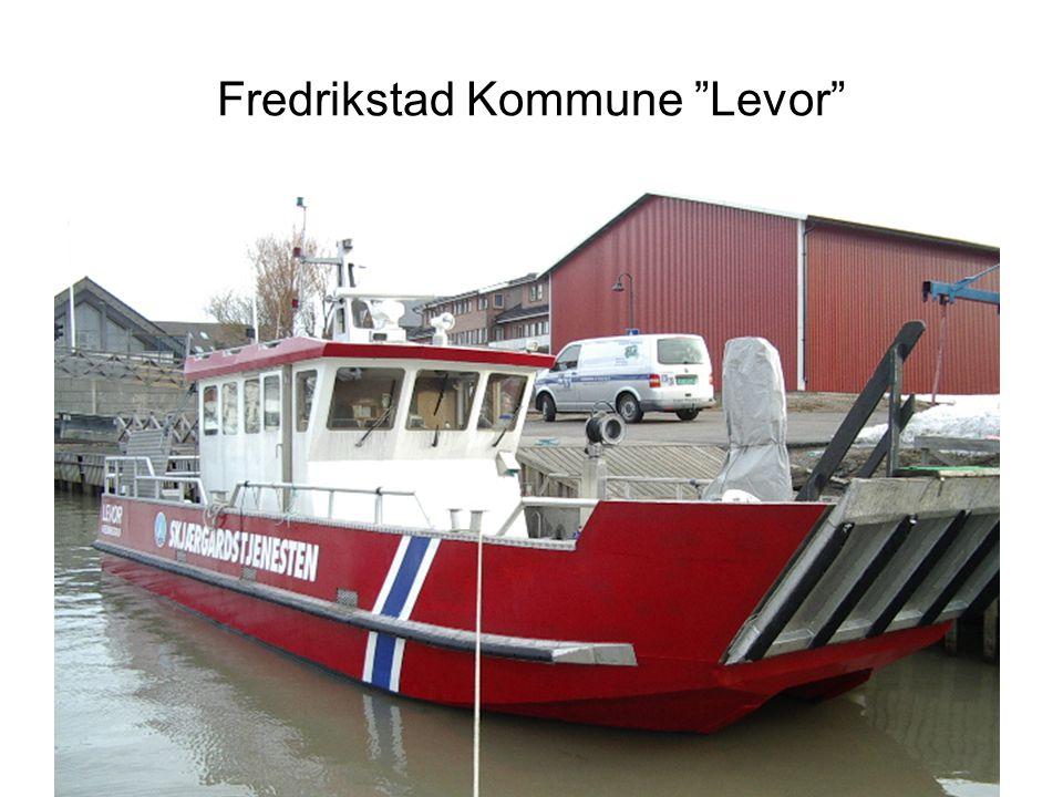 """Fredrikstad Kommune """"Levor"""""""