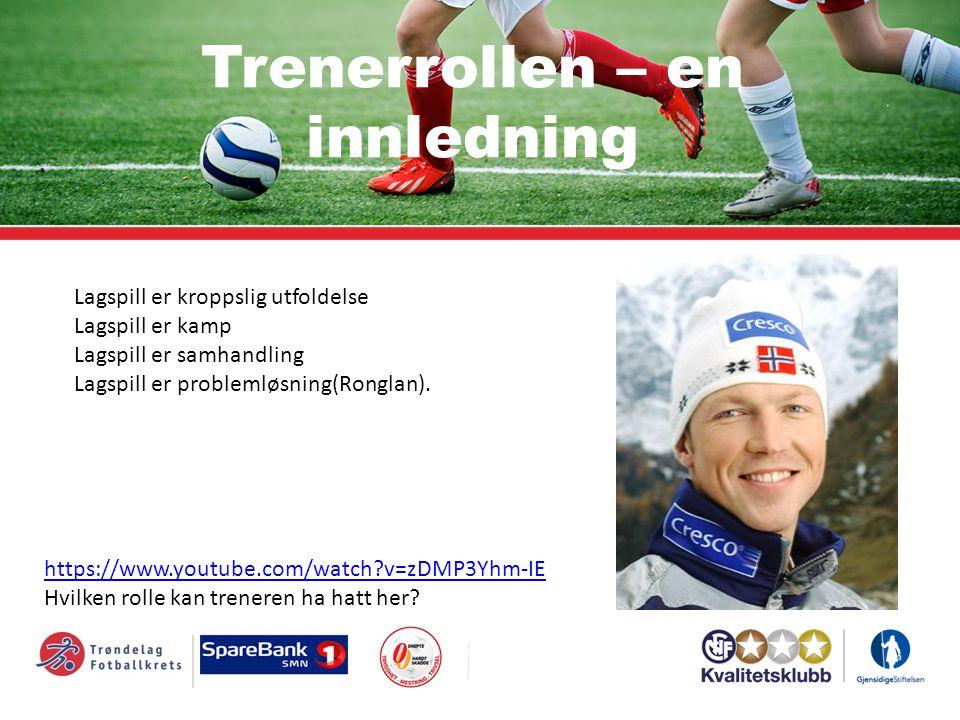 Samhandling og problemløsning Ledarskapande – om människor som spelar fotboll(C.Barling).