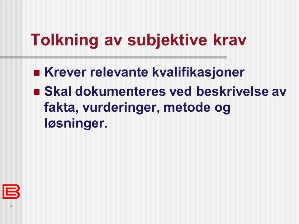 26 Diskusjonstema 3 Ansvar for kontroll (KPR - KUT) PRO / UTF Kompetanse System for å dokumentere kvalitet 1.