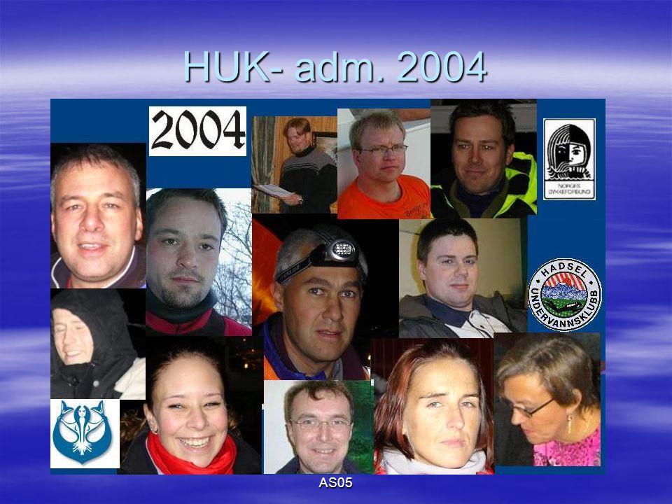 AS05 HUK- adm. 2004