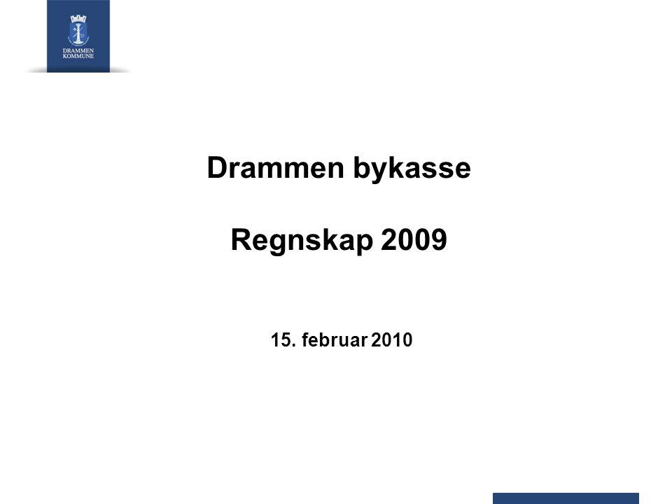 Økonomisk status etter 2.tertial 2009 Netto driftsresultat: 13,7 mill.