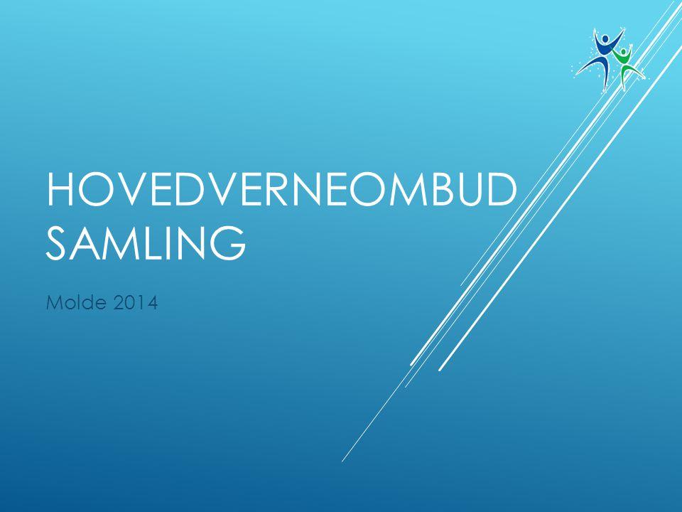 HOVEDVERNEOMBUD SAMLING Molde 2014