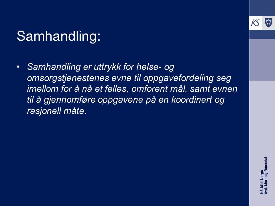 KS-Midt Norge Avd.