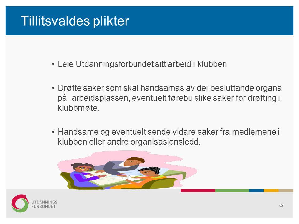 Ulike møter Forskjell på eit ped.leder-møte/personalmøte og eit klubbmøte? Innspel? s16