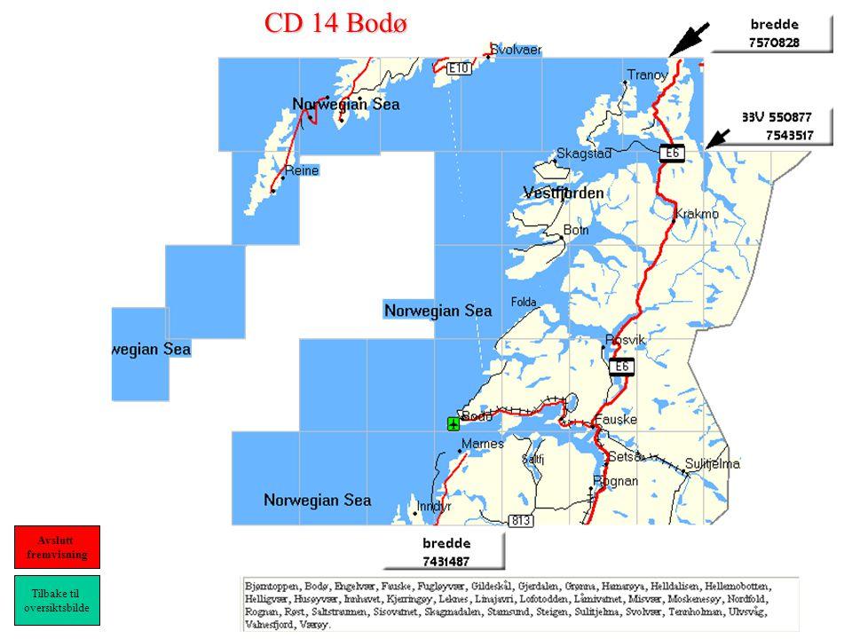 CD 14 Bodø Tilbake til oversiktsbilde Avslutt fremvisning