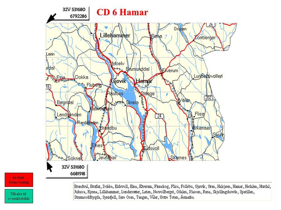 CD 6 Hamar Tilbake til oversiktsbilde Avslutt fremvisning