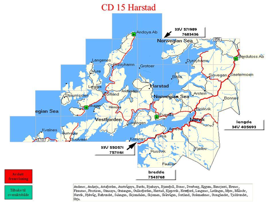 CD 5 Hardangervidda Tilbake til oversiktsbilde Avslutt fremvisning