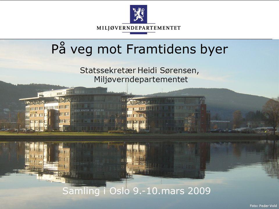 12 Foto: Trondheim kommune Areal og transport
