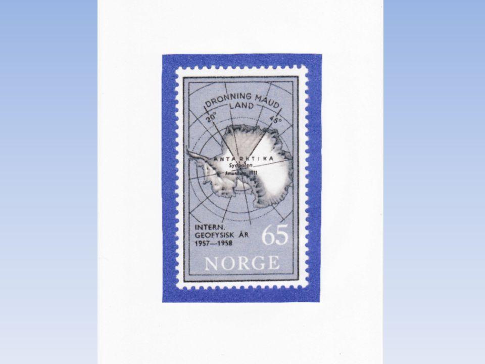 Antarktistraktaten, undertegnet 1.desember 1959, i kraft 23.