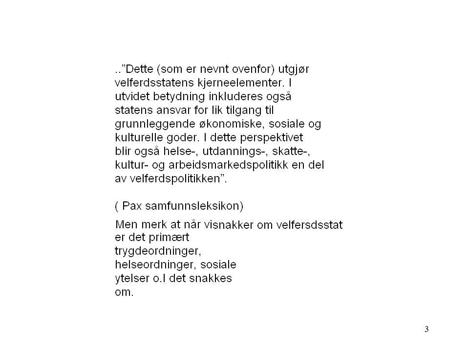 14 Statlig Familiær Ansvarsinstans 1700180019002000 Utviklingen av forholdet mellom staten og familien som omsorgsinstanser OpplysningstidModernitet/Industri- samfunn Føydal / jordruks samfunn Informasjons- samf.