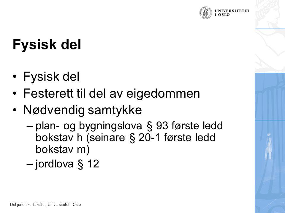 Det juridiske fakultet, Universitetet i Oslo Brukspant Pantelova § 2-6 For pantsetjarens rekning For panthavarens rekning –avkasting i staden for rente