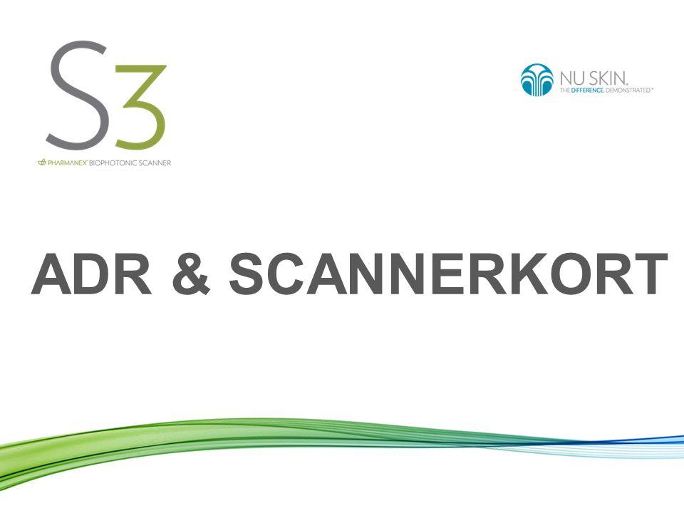 90/15-dagers regler for å opprette ADR & linke til et scannerkort Scenario 3 Pengene tilbake-garantien: Tidsfrist *Fastsett ADR-leveringen til innen 7 dager fra første scanning, datoen for scanningen inkludert.