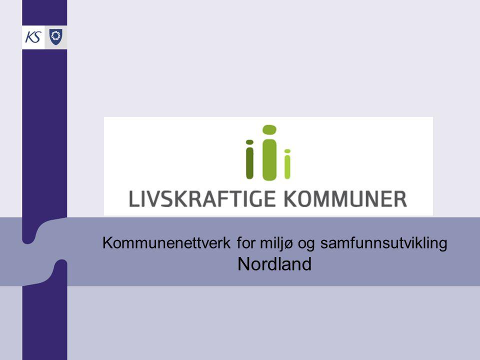 Kommunenettverk for miljø og samfunnsutvikling Nordland