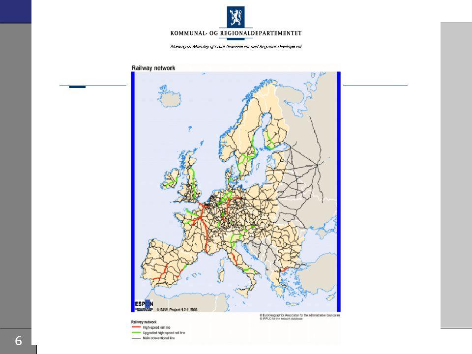 27 Utfordringer / konsekvenser for Norge De nye nabolandsprogrammene er av betydelig interesse for Norge.