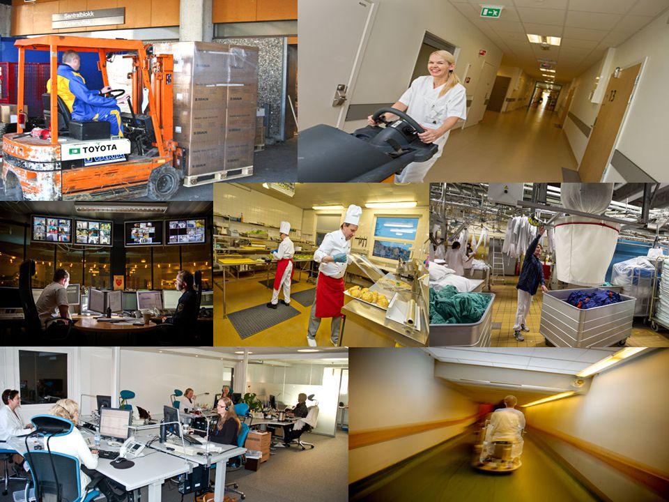 4 Hospitaldrift er en avdeling i Drift/teknisk divisjon i Helse Bergen.