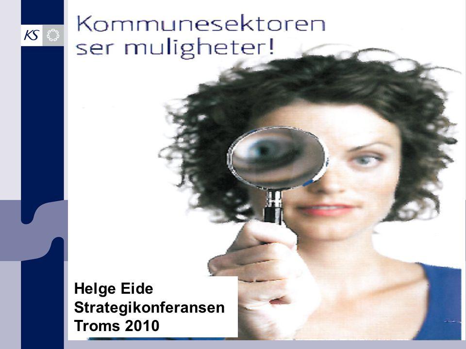 Helge Eide Strategikonferansen Troms 2010
