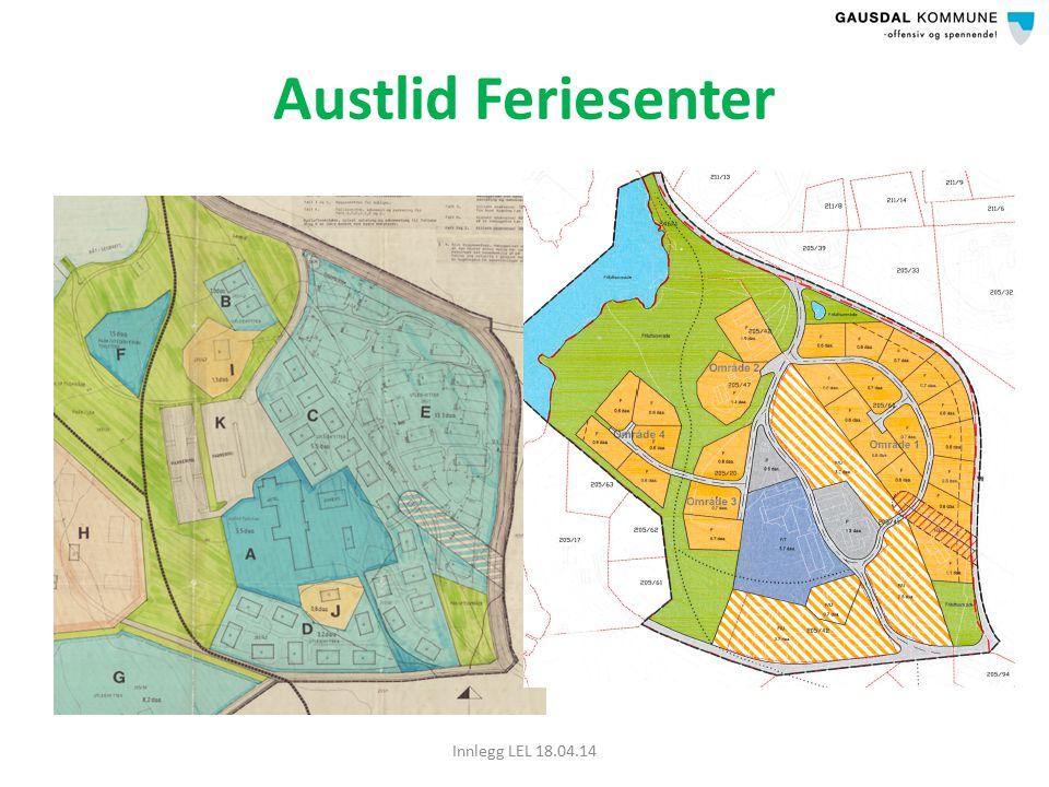 Austlid Feriesenter Innlegg LEL 18.04.14