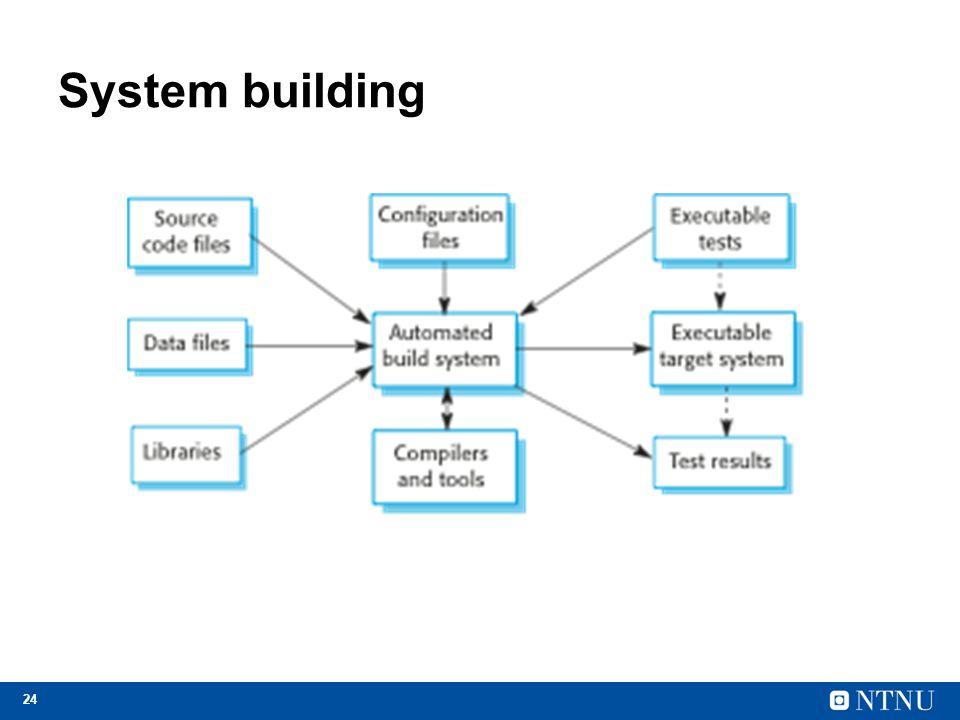 24 System building