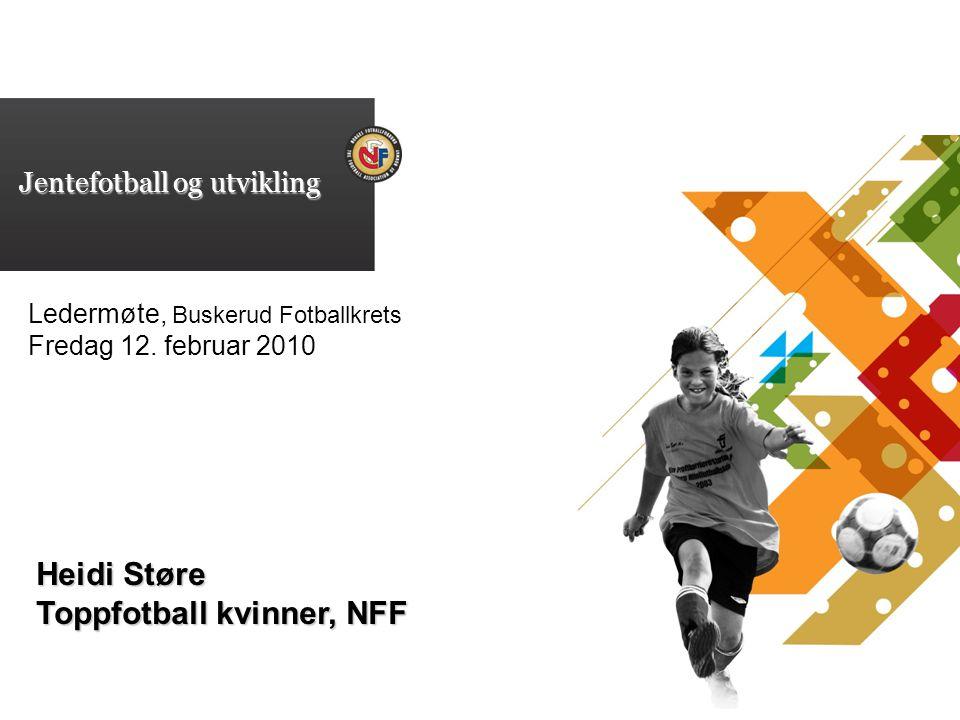 29.03.2015 Et lite blikk bakover… Norges Fotballforbund   www.fotball.noSide 3 1976: NFF anerkjenner kvinnefotball offisielt 1978: 1.