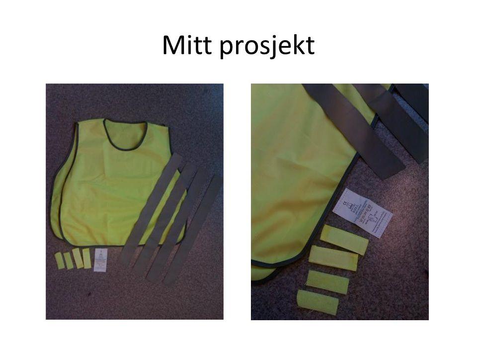 Mitt prosjekt